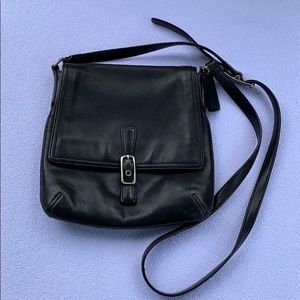 Black Coach purse-used
